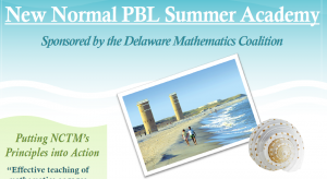 New Normal PBL Summer Academy 2018 @ Virden Center   Lewes   Delaware   United States